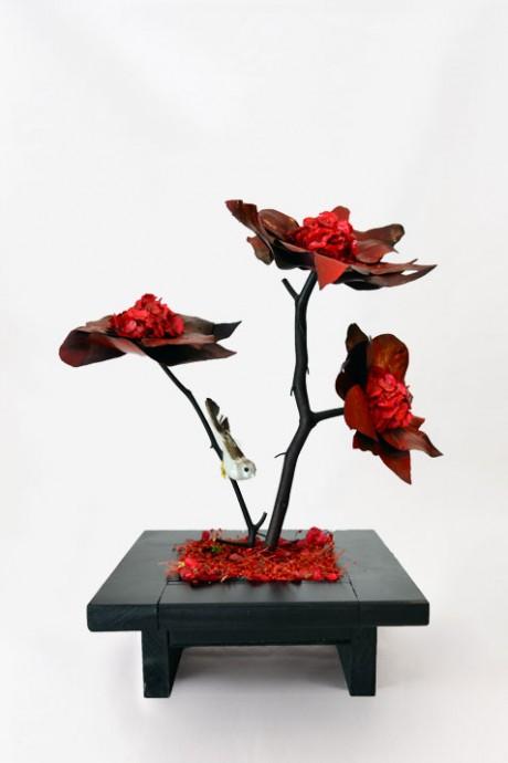 שלישיית-פרחי-אקליפטוס